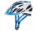 Kiivri Uvex Flash white blue-52-57CM