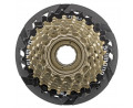 1. Tirr Shimano MF-TZ500 7-speed with guard